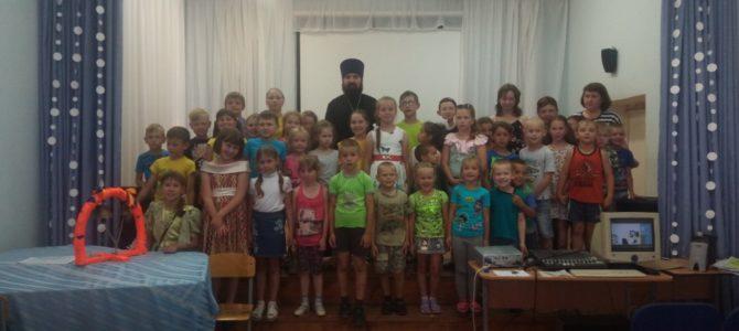 Грантовый проект «И БЫЛО СЛОВО…. в школе поселка Кама