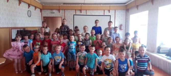 Грантовый проект «И было слово…» в детском саду №3 города Камбарки