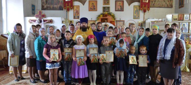 Праздник святого преподобного Серафима Саровского в Петропавловском храме города Камбарки